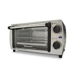 Toastmaster TM-103TR Toaster Oven, 10 L, Silver by Toastmaster