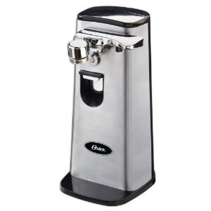 Oster FPSTCN1300 Electric Can Opener, Stainless Steel [並行輸入品]