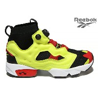 Reebok INSTAPUMP FURY OG ULTK 「CITRON」 BS6367 BLACK/HYPER GREEN/REEBOK RED/WHITEリーボック インスタ ポンプ...