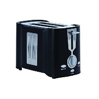 IMUSA USA GAU-80400 2 Slice Premier Cool Touch Toaster, Black [並行輸入品]