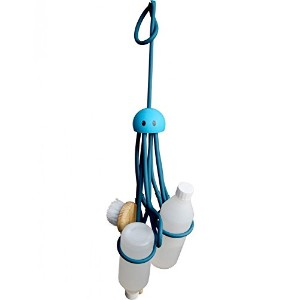 PA Design - Octopus Shower Accessory, Blue by PA Design