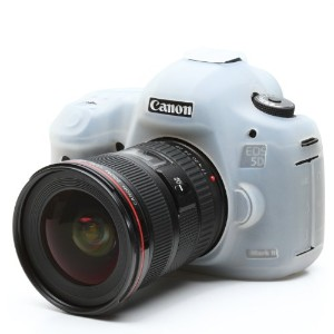 DISCOVERED イージーカバー Canon EOS 5DS / 5Ds R / 5D Mark3 用液晶保護フィルム &スクリーンプロテクター付 クリア 5D3-CL