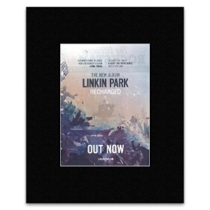 LINKIN PARK - Recharged Mini Poster - 28.5x21cm