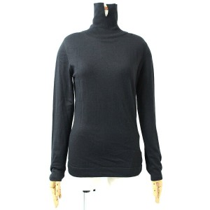FOXEY NEWYORK フォクシー トップス Long Sleeve Collared Pullover Collection【38】【Bランク】【中古】ic290723t