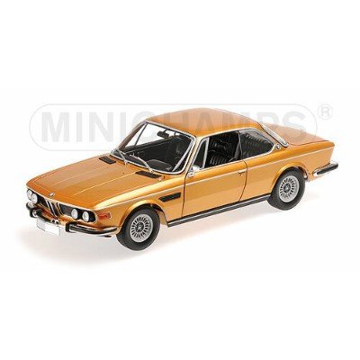 BMW | 3.0 CSi E9 COUPE 1972 | GOLD MET /Minichampsミニチャンプス 1/18 ミニカー