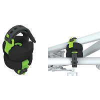 Bopworx Double Bumper - Bike Travel and Storage Protector