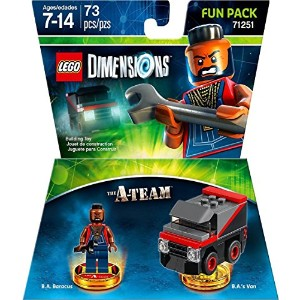 Lego Dimensions: Team Fun Pack