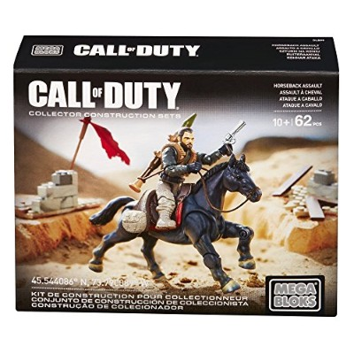 [メガブロック]Mega Bloks Call of Duty Horseback Assault DLB99 [並行輸入品]
