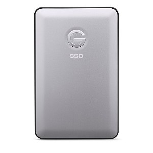 G-Technology G-DRIVE slim SSD USB-Cポータブルドライブ バスパワー駆動 Thunderbolt 3 Mac OS X /Windows10,8.1,7 (1TB)