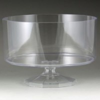 Maryland Plastics (MAVPN) Candy Time Trifle Dish, Small, Clear [並行輸入品]