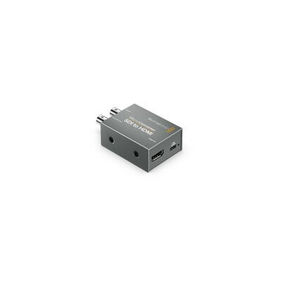 BlackmagicDesign CONVCMIC/SH Micro Converter - SDI to HDMI(without PSU)【お取り寄せ品】