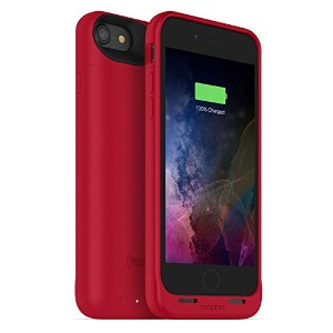 mophie juice pack air for iPhone 7 ワイヤレス充電機能付き バッテリーケース (PRODUCT) RED【日本正規代理店品】 MOP-PH-000148