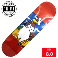 PRIME プライム デッキ Jason Lee Foghorn Popsicle DECK 8.0 PMD-002 skateboard スケートボード スケボー