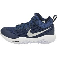 NIKE ZOOM REVナイキ ズームレブ (NAVY/SILVER/WHITE)【922048-401】BASKET SHOES バスケットシューズ【R・Y】
