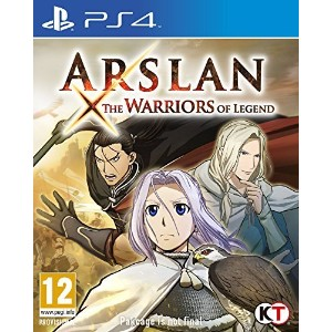 Arslan The Warriors of Legend (PS4) by Koei [並行輸入品]