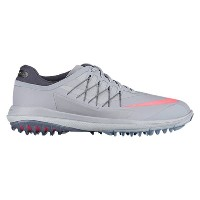 ナイキ メンズ ゴルフ シューズ・靴【Nike Lunar Vapor Control Golf Shoes】Wolf Grey/Max Orange/Pure Platinum