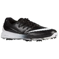 ナイキ メンズ ゴルフ スポーツ Men's Nike Lunar Control 4 Golf Shoes Black/Black/White