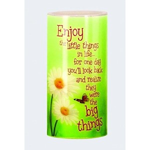 Little Things Flameless Candle
