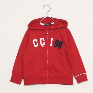 【SALE 23%OFF】コムサイズム COMME CA ISM カラーパーカー (レッド)