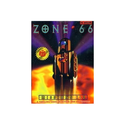 Zone 66 - Missions I and 2 (Win) (輸入版)