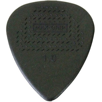 JIM DUNLOP MAXGRIP STD 1.00 449R10 BLACK ピック×12枚