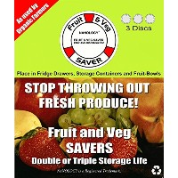 Fruit and Veg Savers - 3 Discs by Nanology