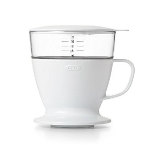 OXO Good Grips Pour Over Coffee Maker with Water Tank [並行輸入品]