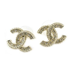 CHANEL(シャネル) イヤリング/ピアス ANTIQUE STRASS GO A86504 EARRINGS GOLD/CRYSTAL