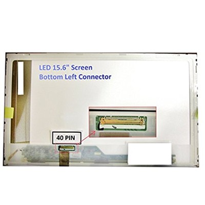 """New Replacement 15.6"""" LED LCD Screen WXGA HD Laptop Matte Display Fits: LP156WH4 (TL)(R1) /..."""