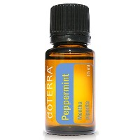 【並行輸入品】doTERRA Peppermint Essential Oil - 15ml