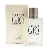 Giorgio Armani Acqua Di Gio Eau de Toilette Pour Homme 100ml?3.4oz Men NEW #6310