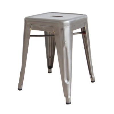 Tolix A CHAIR H-STOOL エーチェアー Hスツール スタッキングチェア (ロースチール)