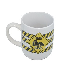 朝Dad 14 oz Fun Saying Coffee / Tea Mugs ~ Great父の日、誕生日やAnydayギフト Morning Dad Mug