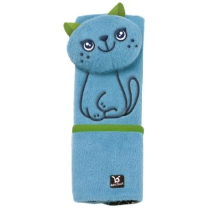BenBat Travel Friends Seat Belt Pals, Cat, 1-4 Years by BenBat