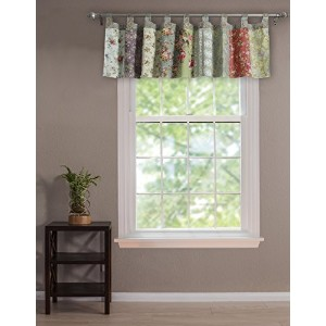 Greenland Home Blooming Prairie Window Valance by Greenland Home
