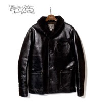 ORGUEIL オルゲイユ ホースハイド レザーカーコート『Horse Leather Car Coat』【アメカジ・ワーク】OR-4014(Leather jacket)