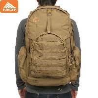 15%OFF大特価です!メンズ ミリタリー バッグ / KELTY COTS ケルティ コーツ RAVEN 2500 バックパック COYOTE BROWN ミリタリーバッグ リュックサック《WIP...