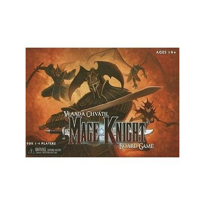 Mage Knight Board Game メイジナイト