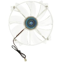 Cooler Master MegaFlow 200 Blue LED, Silent Fan MegaFlowシリーズ(20cmファン) FN742 R4-LUS-07AB-GP