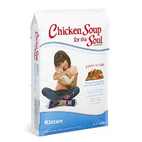 Chicken Soup for The Soul Kitten Dry Cat Food Pet Premium Formulated 15lbs
