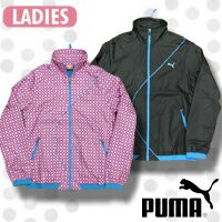 PUMA(プーマ)レディース Golf Novelty Wind Jacket 558072/USモデル