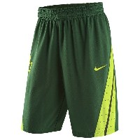 ナイキ メンズ バスケットボール スポーツ Men's Nike College Dri-FIT Replica Shorts Gorge Green