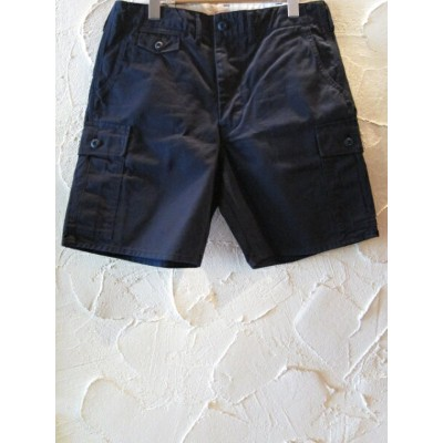STEAM AND THREAD(スティームアンドスレッド)/MILITARY SHORTS NAVY