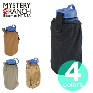 MYSTERY RANCH(ミステリーランチ) Bottle Pocket Black