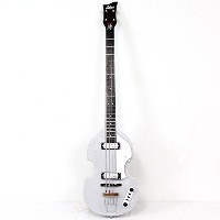 Hofner ヘフナー バイオリンベース LIMITED IGNITION BASS (Silver Metallic)