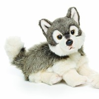 Nat and Jules Wolf Plush Toy, Small by Nat and Jules