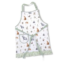 Wrendale by Royal Worcester Cotton Drill Apron by Wrendale by Royal Worcester
