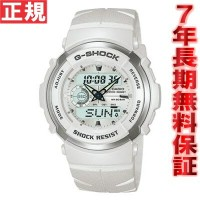 G-SHOCK ホワイト 白 カシオ 腕時計 G-SPIKE G-300LV-7AJF CASIO G-SHOCK