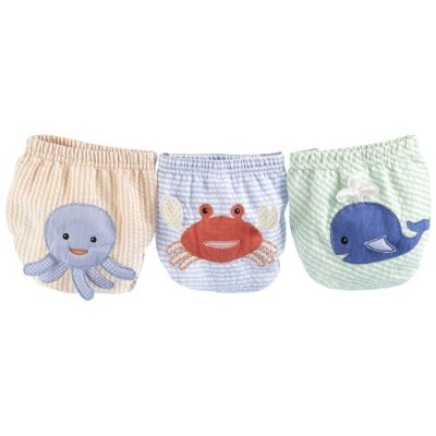 Baby Aspen Beach Bums 3 Piece Bloomers 赤ちゃん ブルマ 6~12ヶ月用 3枚セット