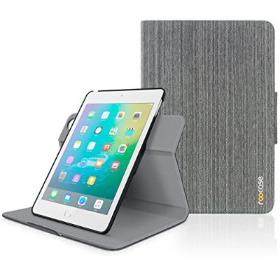 Apple iPad Mini 3 (2014) Case - roocase Orb System Folio 360 Dual View Leather Case Smart Cover...